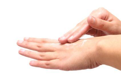 pielęgnacja rąk - krem